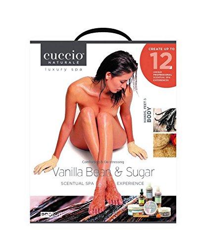 Cuccio Granatapfel und Feige Scentual Spa Erlebnis Professional Salon Kit -