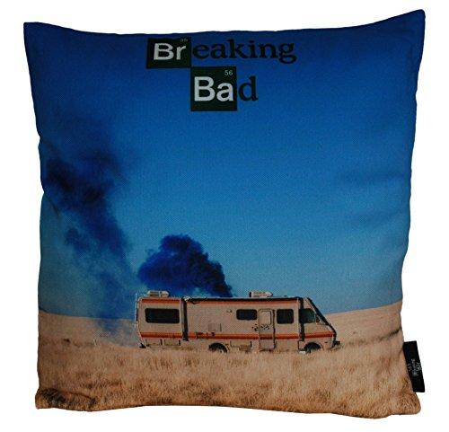 Breaking Bad RV Cushion by Plastic Head Meth Head