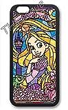 THEcoque Coque Silicone Bumper Souple IPHONE 6/6s Plus - MOZAIQUE Princesse Disney...