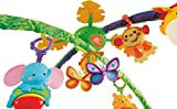 Mattel Fisher-Price K4562 Rainforest Erlebnisdecke Bild 7