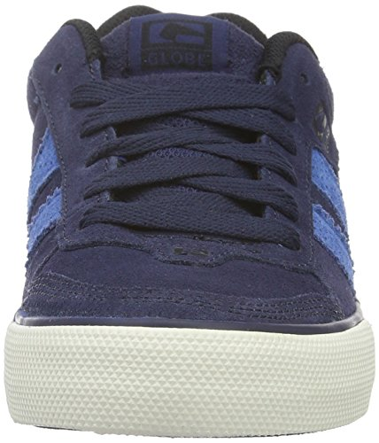 Globe Herren Encore-2 Sneakers Blau (blue/antique)