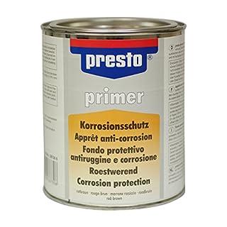 Presto PRIMER Rost und Korrosionsschutz rotbraun 750ml 387306
