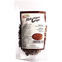 Ask Foods Milk Choco Chips - 100g