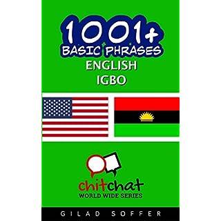 1001+ Basic Phrases English - igbo