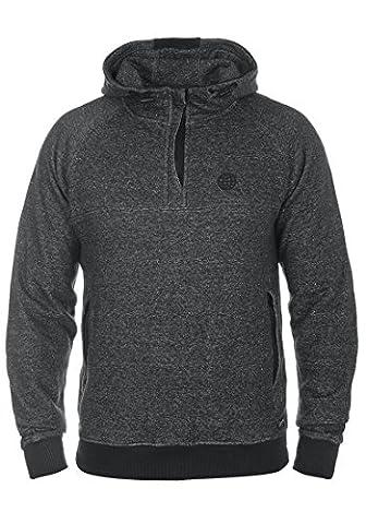 BLEND Jan - Sweater à capuche- Homme, taille:S;couleur:Black (70155)