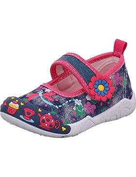 Slobby 43-0018-s1-fuchsia - Zapatillas de estar por casa para niña