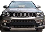 #10: SDR Premium Quality front grill for Maruti Suzuki Vitara Brezza (Jeep Compass style)