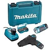 MAKITA Akku-Schrauber 10.8V DF330DWLEX + GRATIS:BITBOX