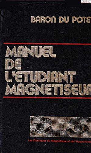 manuel De L'tudiant Magntiseur