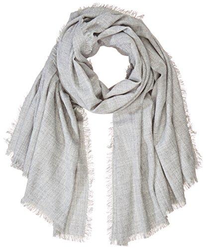 PIECES Damen Schal Pcjusta Long Scarf, Grau (Medium Grey Melange), One Size
