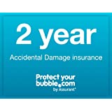 Protect your bubble.com 2-year Accidental Damage insurance for a LAPTOP from £1000 to £1249.99