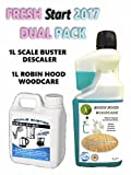 WOODCARE y LIMESCALE DUO PAQUETE 2017 - PACK DUAL