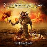 Flotsam and Jetsam: The End of Chaos (Digipak) (Audio CD)