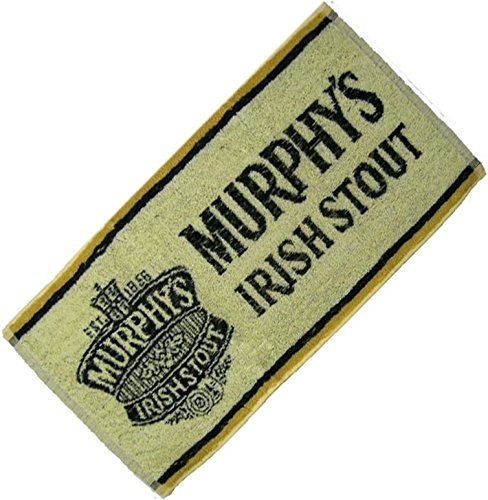 Murphys Irish Stout Baumwolle Bar Handtuch (pp Creme)