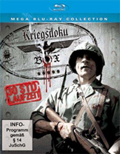 Weltkrieg Filme 2 (Kriegsdoku Box [Blu-ray])