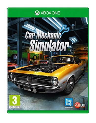 Koch Media Car Mechanic Simulator, Xbox One vídeo - Juego (Xbox One,
