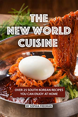 e: Over 25 South Korean Recipes You Can Enjoy at Home (English Edition) ()