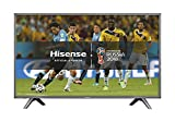 Hisense H55N5700UK 55-Inch 4K UHD Smart TV - Grey (2017 Model)
