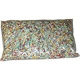 Sachet de Confettis Multicolores - 1 Kg - Taille Unique