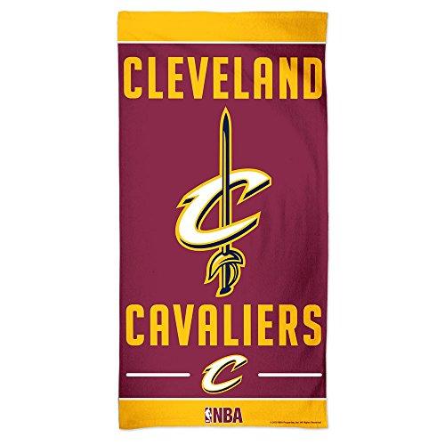 Wincraft NBA Cleveland Cavaliers Strandtuch, 76,2x 152,4cm Team Farbe