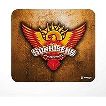 Jbn Sunrisers Hyderabad Designer Mouse Pad | Premium Gaming Mousepad | Anti-Slip Rubber Base | Designer Mouse Pad | Anti Skid Technology Mouse Pad for Laptops and Computers | Pack of 1