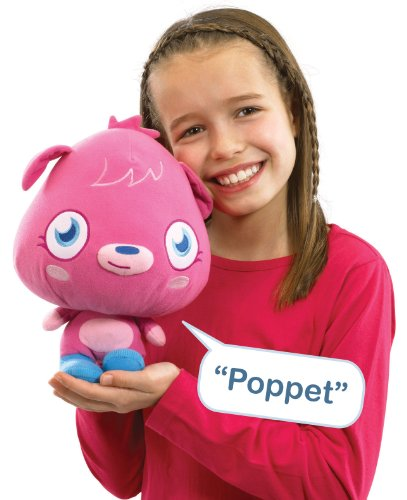 Image of Moshi Monsters Mosh N Chat Poppet Soft Toy