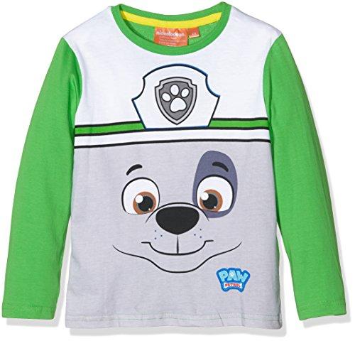 nickelodeon-paw-patrol-rocky-t-shirt-bambino-green-green-park-4-anni