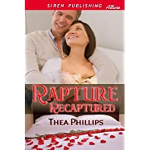 Rapture Recaptured (Siren Publishing Allure)