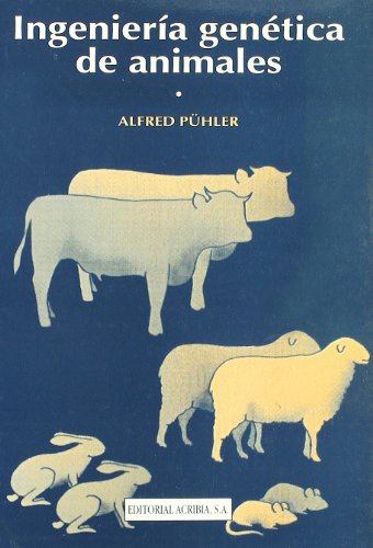 Descargar Libro Ingeniería genética y de animales de Alfred Puhler