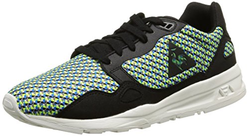Le Coq SportifLcs R900 Geo Jacquard - Sneaker Uomo, Nero (Black (Nero)), 44
