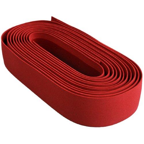 Bike Ribbon Lenkerband Cork Gel, rot, One Size -