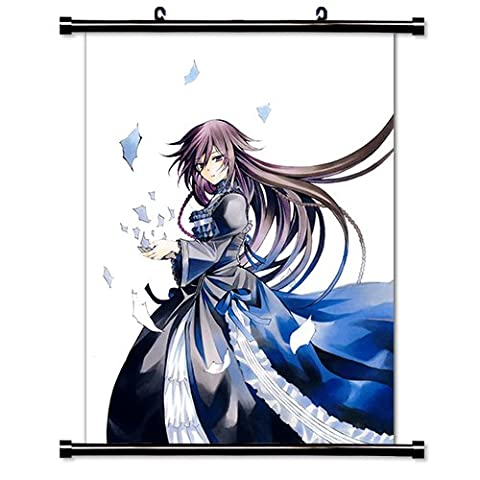 """Pandora Hearts Anime Fabric Wall Scroll Poster (16"""" x 19"""") Inches"""