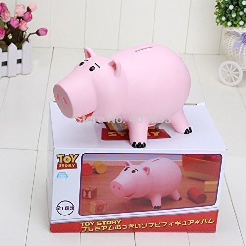 820cm Toy Story Hamm Piggy Bank Pink Pig Model Toys with no box by WCSeiya/Toy (Story Toy Piggy)