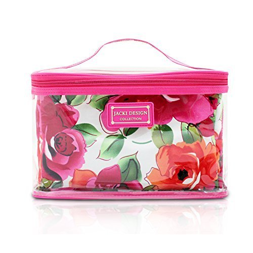 jacki-design-tropicana-floral-2-pc-clear-travel-cosmetic-bag-organizer-by-jacki-design