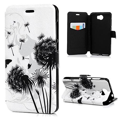 huawei-y5ii-leather-case-kasos-huawei-y5-2-50-inch-cover-falling-dandelion-flower-matte-leather-fron