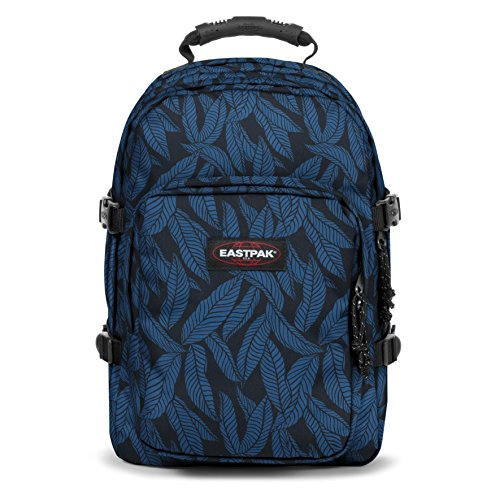 Eastpak Provider Sac à dos, 44 cm, 33 L, Bleu (Leaves Blue)