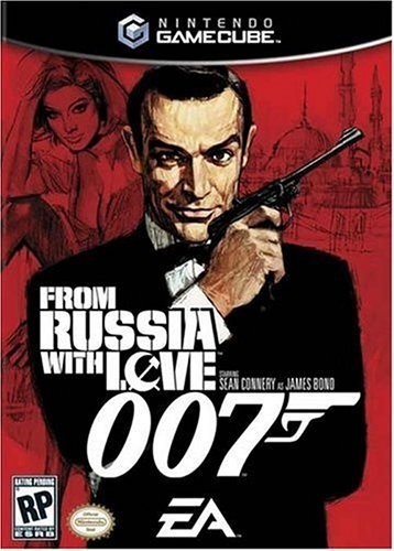 James Bond 007 From Russia With Love - Gamecube by Electronic Arts