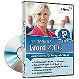 Word 2016 Insiderkurs - Powertraining f�r Fortgeschrittene | Lernen Sie Schritt f�r Schritt die effiziente Dokumentbearbeitung z.B. mit Vorlagen, Gliederungen und der Serienbrief-Funktion  Bild