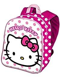 Mochila Hello Kitty Dots pequeña