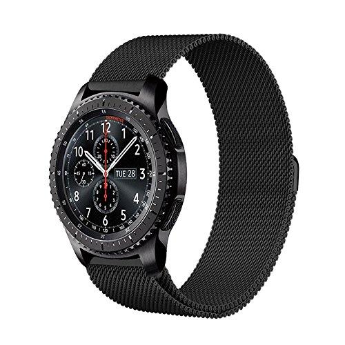 samsung-gear-s3-cinturinifodlonr-milanese-ciclo-continuo-acciaio-inossidabile-braccialetto-cinghie-b