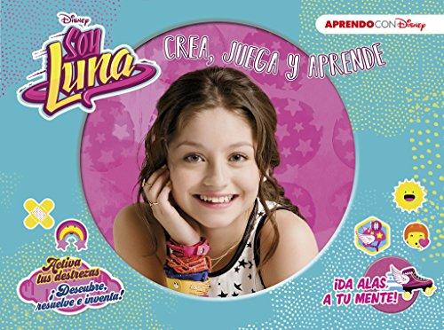 Soy Luna (Crea, juega y aprende con Disney) por Disney