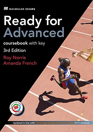 Ready for advanced. 3rd edition. Student's book with key.  Per le Scuole superiori