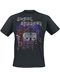 Black Sabbath Tracklist T-Shirt Black XL