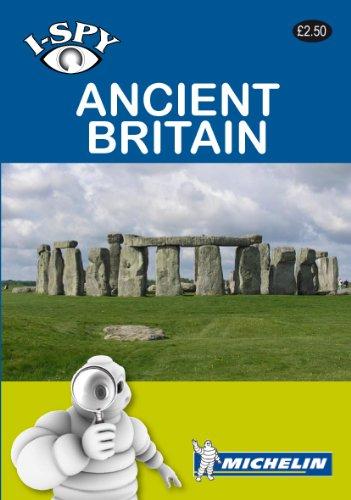 i-SPY Ancient Britain par  i-SPY