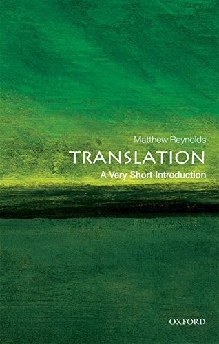 Translation: A Very Short Introduction (Very Short Introductions) (English Edition)