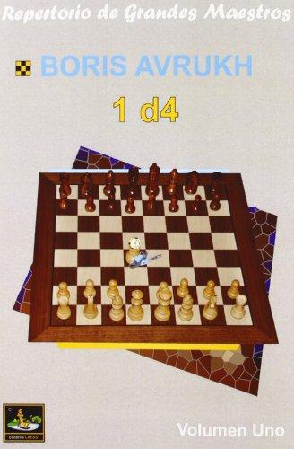 REPERTORIO DE GRANDES MAESTROS BORIS AVRUKH 1D4-VOL.1 por Boris Avrukh