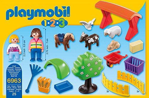 PLAYMOBIL 6963 – Streichelzoo - 3