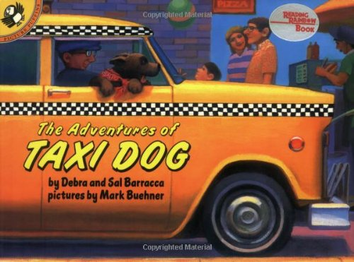 The Adventures of Taxi Dog (Picture Puffins) por Debra Barracca