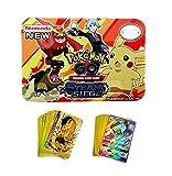#1: Assemble New Original Pokemon Trading Cards Games (Multicolor)