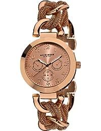 Akribos AK564RG - Reloj para mujeres